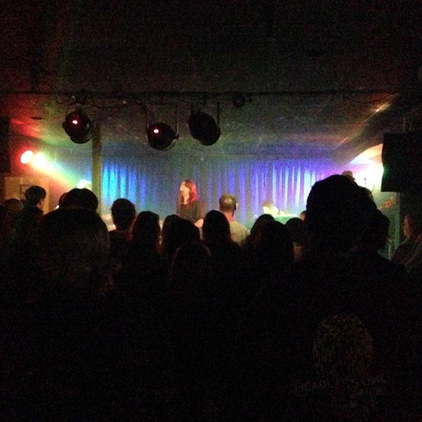Hannah Georgas at Starlight Social Club