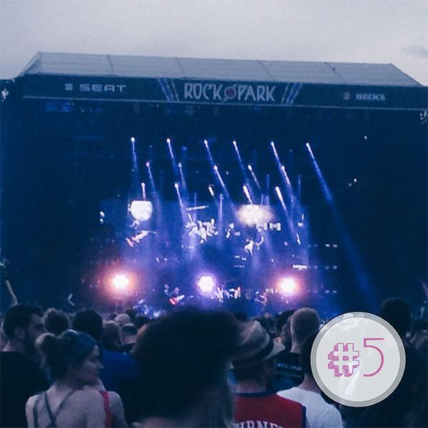 Linkin Park: Rock im Park @ Zeppelinfeld